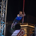 Cleveland 'American Ninja Warrior' Competitor Admits It's Not Easy Being a Ninja