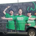 Mark Wahlberg is in Cleveland Today for Wahlburgers VIP Event