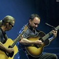 Armed Only With Acoustic Guitars, Dave Matthews and Tim Reynolds Turn In an Epic Set at Blossom