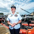 Coast Guard Rear Admiral June Ryan to Retire, Stay in Cleveland
