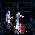 Earth, Wind & Fire and Chic Bring Positive Vibrations to the Q