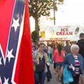 Citing Charlottesville Violence, Group Backs Off Plans to Protest Confederate Flag Sales at Lorain County Fair
