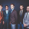 Punch Brothers to Kick Off Oberlin's Artist Recital Series