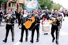 Dia de Muertos returns to Gordon Square. See: Saturday.