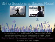 Uploaded by Sacred Rebel Yoga
