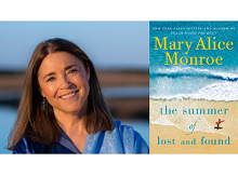 Author, Mary Alice Monroe - Uploaded by Hudson Library & Historical Society
