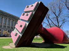 Free Stamp - Uploaded by Tours of Cleveland