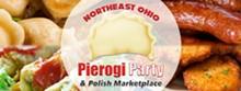 Pierogi Party & PM Logo - Uploaded by tylerquevco