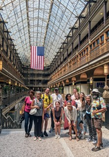 Exploring Cleveland - Uploaded by Tours of Cleveland