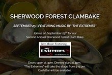 """Sherwood Forest Event Center """"The new place for music"""" - Uploaded by Patricia DAngelo"""