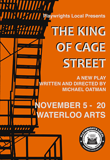 Postcard - Uploaded by Playwrights Local 4181