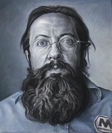 PORTRAIT BY MARK GIANGASPERO