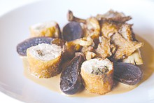 PHOTO BY EMANUEL WALLACE - Chicken Marsala