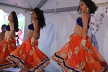 PHOTO BY EMANUEL WALLACE - Cleveland Asian Festival
