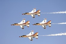 U.S. Air Force Thunderbirds headline the Cleveland National Air Show. See: Saturday.