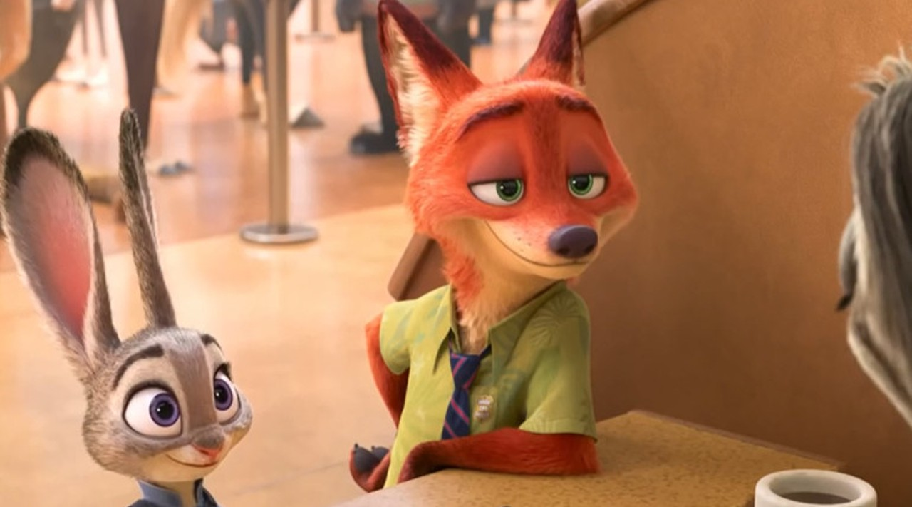 Film Spotlight Zootopia Film Features Cleveland Cleveland Scene
