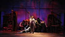 Up on the Roof: Fiddler on the Roof Plucks Many of the Right Strings at Porthouse