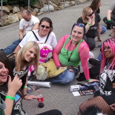 Uproar Festival at Blossom