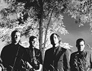 Veteran drummer Sam Fogarino (far right) nearly gave up on music before joining Interpol.