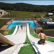 VIDEO: This Might Be the Most Epic Ohio Slip-N-Slide You've Ever Seen
