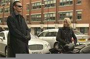 Viggo Mortensen and Naomi Watts exchange Eastern  Promises.