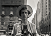 Vivian Maier (1926-2009) thrilled the world when her photographs and life story went viral after being posted online following the discovery of her work in 2007. Born in New York City, she spent her childhood in France and returned to New York in the late 1930s. She later moved to Chicago, where she worked as a nanny for about forty years supporting herself and her lifelong passion for photography. Maier created more than 100,000 negatives, but showed few images to anyone. Following Maier's death, champions of her photography have been managing her archives and organizing exhibitions and events across the United States and around the world. The Cleveland Print Room is hosting the Ohio premiere of Vivian Maier's work as they celebrate the first anniversary of their opening tonight from 5 p.m. to 9 p.m.