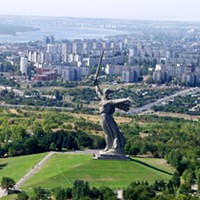 Cleveland's Sister Cities Volgograd, Russia
