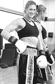 Vonda Ward is ready to seize the title she missed - earlier this year at Friday's World Championship - Boxing.