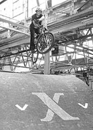 Welcome to the nut-bustin' world of Ray's Indoor - Mountain Bike Park.