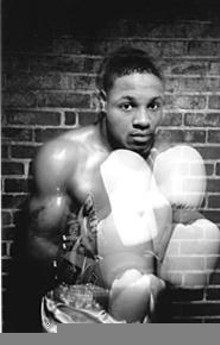 WALTER  NOVAK - Welterweight phenom Juan McPherson
