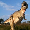 Sunday, March 23: Be the Dinosaur: Life in the Cretaceous exhibition