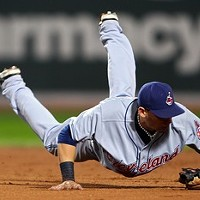 11 Indians' Double Plays That Don't Look Like Double Plays Wheelbarrow race, home stretch.