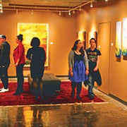 Where Should You Go to See the City's Finest Art? Everywhere. When Should You Go? All the Time.