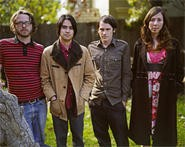 Whether they know it or not, the Silversun Pickups have reached Letterman status.