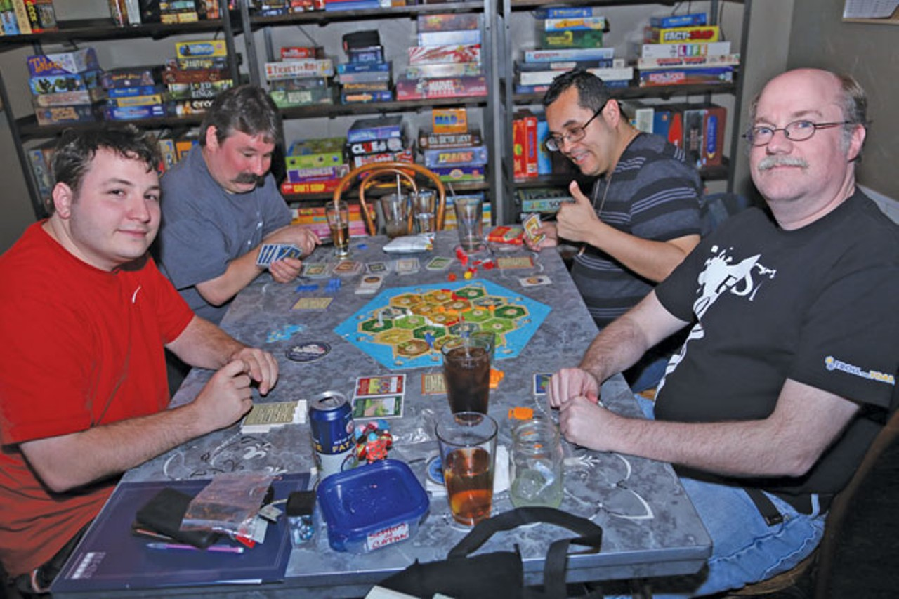 Why Board Game Cafes Are The Next Big Thing Dining Lead