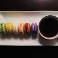 11 Pastry Shops You've Got to Know if You Live in Cleveland Why we love it: Pumpkin Spice Macarons. Photo Courtesy of Blackbird Backing Company, Website