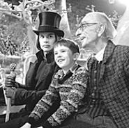 Wilder than Wilder: Johnny Depp (left) takes Wonka - into darker territory.