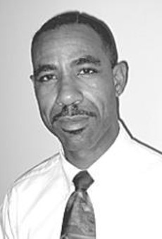 William Isaac, false felon.