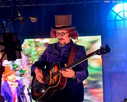 Willy Claypool - JOE KLEON / SCENE