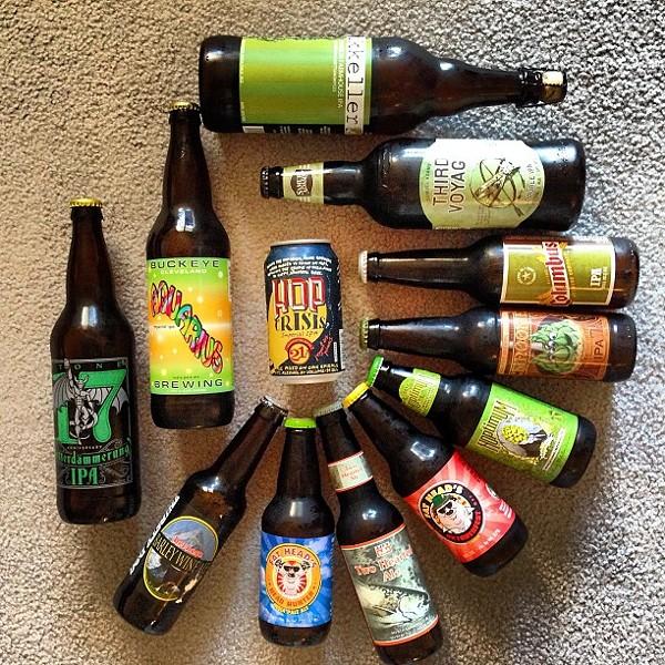 Saturday, October 5: Tank Up at Medina Beer Fest