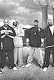 World beaters: D12 overcomes wounded egos to      release another chart-topping LP.