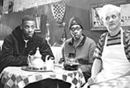 """Worth the price of admission: RZA, GZA, and - """"Billmurray."""""""