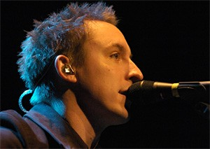 Yellowcard, unplugged at House of Blues. - WALTER NOVAK