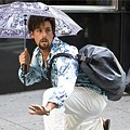 Adam Sandler returns as a Mossad baddie turned stylist in <i>You Don't Mess With the Zohan</i>