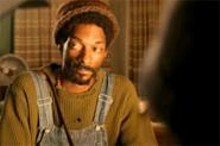You loved him as Huggy Bear; Snoop's even better in - The Tenants.