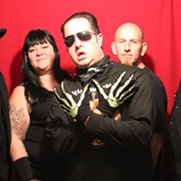 10 Things Going on in Cleveland this Weekend (October 25-27) You'd be hard-pressed to find a Cleveland band better suited to playing a special Halloween rock concert than Dead Federation. Led by longtime punk and former Knifedance and Stepsister front man Tom Dark, Dead Federation evokes campy punk acts like the Cramps and the Misfits. That's perfect because at tonight's show at Old Haunts Tavern in Akron, each band must play two Misfits songs (or tracks by offshoots Samhain/Danzig). Creeper & His Pals, Reverend Morbid, Urban Pirates and Slitt & the Back Alley Abortionists round out the bill. The music starts at 8 p.m. and admission is free. (Niesel) Photo Courtesy of The Cleveland Jazz Orchestra, Facebook