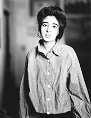 """""""Yusra Kazmi,"""" a 1992 photograph by Judith Joy Ross."""
