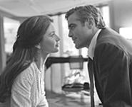 Zeta-Jones and Clooney: More like Chico and - Groucho.