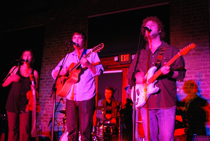 2010 Savannah Music Festival announce party