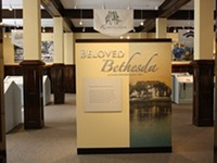 Bethesda Museum grand opening is Saturday